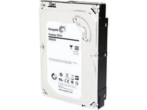 "Seagate ST2000DX001 2TB+8GB 64MB Cache SATA 6.0Gb/s 3.5"" Desktop Solid State Hybrid Drive Bare Drive"