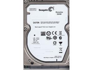 "Seagate ST9500423AS 500GB 7200 RPM SATA 3.0Gb/s 2.5"" Internal Notebook Hard Drive"