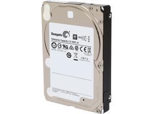 Seagate 2TB Enterprise Capacity 2.5 Internal Hard Disk Drive SAS 12Gb/s 7200 RPM 128MB Cache Model ST2000NX0273