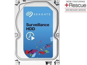 "Seagate SV35 Series ST1000VX002 1TB 64MB Cache SATA 6.0Gb/s 3.5"" Internal Hard Drive + Rescue Data Recovery Services"