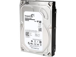 "Seagate Archive HDD v2 ST5000AS0011 5TB 5900 RPM 128MB Cache SATA 6.0Gb/s 3.5"" Internal Hard Drive - Bare Drive"