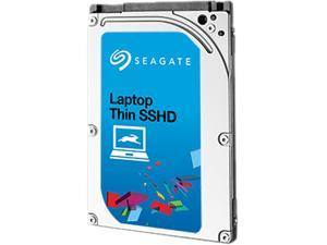 "Seagate ST500LM001 500GB 5400 RPM SATA 6.0Gb/s 2.5"" Laptop Thin Solid State Hybrid Drive with Self- Encryption (SED) Bare ..."