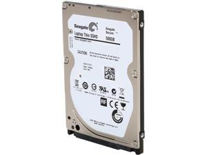 "Seagate 500GB Laptop Solid State Hybrid Hard Disk Drive with Self-Encryption (SED) - 5400 RPM SATA 6.0Gb/s 2.5"" Model# ST500LM001"