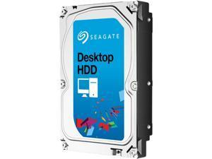 """Seagate ST6000DM001 6TB 128MB Cache SATA 6.0Gb/s 3.5"""" Desktop HDD Bare Drive"""