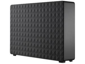 "Seagate Expansion 3TB USB 3.0 3.5"" Desktop External Hard Drive STEB3000300 Black"