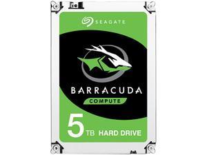 "Seagate 5TB BarraCuda 5400 RPM 128MB Cache SATA 6.0Gb/s 2.5"" Laptop Internal Hard Drive ST5000LM000"