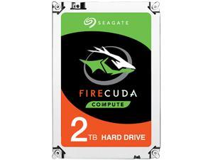 "Seagate FireCuda Gaming SSHD 2TB SATA 6.0Gb/s 2.5"" Notebooks / Laptops Internal Hard Drive ST2000LX001"