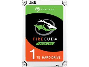"Seagate FireCuda Gaming SSHD 1TB SATA 6.0Gb/s 2.5"" Notebooks / Laptops Internal Hard Drive ST1000LX015"