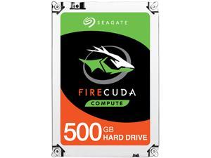 "Seagate FireCuda Gaming SSHD 500GB SATA 6.0Gb/s 2.5"" Notebooks / Laptops Internal Hard Drive ST500LX025"