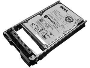 """Dell 8WP8W 600GB 10000 RPM SAS 6Gb/s 2.5"""" Internal Hard Drive Bare Drive"""