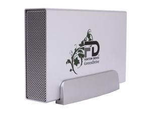"Fantom Drives GreenDrive 1TB USB 2.0 / eSATA 3.5"" GreenDrive External Hard Drive"