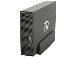 Fantom Drives G-Force3 3TB USB 3.0 Aluminum Desktop External Hard Drive GF3B3000U Black