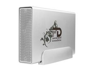 Fantom Drives GreenDrive3 3TB External Hard Drive GD3000U3