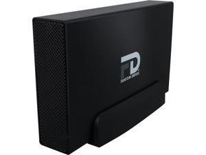 Fantom Drives G-Force3 Pro 3TB USB 3.0 Aluminum Desktop External Hard Drive GF3B3000UP Black