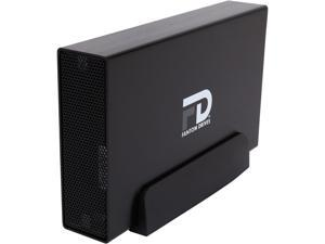 Fantom Drives Gforce/3 5TB USB 3.0 Aluminum Desktop External Hard Drive  GF3B5000U Black