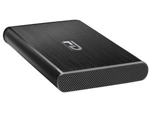 Fantom Drives 1TB Mini Aluminum Portable Hard Drives USB 3.0 Model GF3BM1000UP