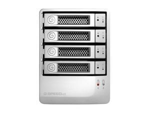 G-Technology G-SPEED eS 0G01871 8TB Silver External Hard Drive