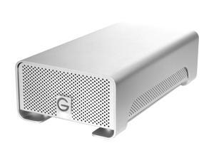 G-Technology G-RAID 8TB 7200 RPM USB 3.0 / 2 x Firewire800 Professional High-Performance Dual-Drive Storage System Model ...