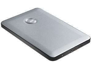 G-Technology G-DRIVE Slim 500GB 7200 RPM USB 3.0 Portable Hard Drive Model 0G02869(GDRSU3PA5001BDB)