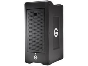 "G-Technology G-SPEED Shuttle XL 32TB 2 x Thunderbolt 2 3.5"" External Hard Drive 0G04647 Black"