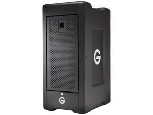 "G-Technology G-SPEED Shuttle XL 48TB 2 x Thunderbolt 2 3.5"" External Hard Drive 0G04655 Black"