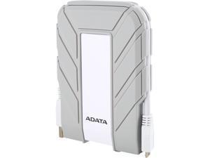 "ADATA HD710A 1TB 2.5"" USB 3.0 Waterproof / Dustproof / Shock-Resistant External Hard Drive for Mac Model AHD710A-1TU3-CWH"