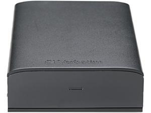 "Verbatim Store n Save 2TB USB 3.0 3.5"" Desktop Hard Drive 97580 Black"