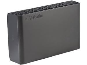 "Verbatim Store n Save 1TB 3.5"" USB 3.0 / Firewire800 Mac Storage Model 97613"