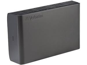 "Verbatim Store n Save 2TB 3.5"" USB 3.0 / Firewire800 Mac Storage Model 97614"