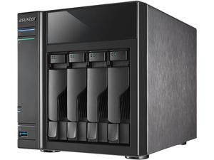 Asustor AS-204TE Diskless System Network Storage