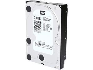 WD 2TB Desktop Hard Disk Drive - 5400 RPM SATA 6 Gb/s 64MB Cache 3.5 Inch - WD20EZRZ