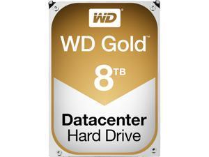 WD Gold 8TB Datacenter Hard Disk Drive - 7200 RPM Class SATA 6Gb/s 128MB Cache 3.5 inch - WD8002FRYZ