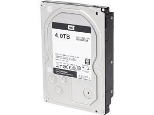 """WD Black WD4004FZWX 4TB 7200 RPM 128MB Cache SATA 6.0Gb/s 3.5"""" Hard Drive Retail"""