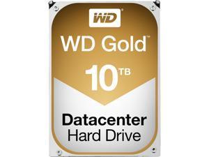 """WD Gold WD101KRYZ 10TB 7200 RPM 256MB Cache SATA 6.0Gb/s 3.5"""" Hard Drive"""