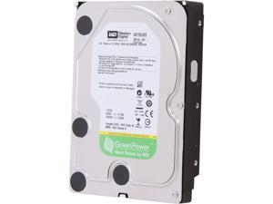 "WD AV-GP WD15EURS 1.5TB 64MB Cache SATA 3.0Gb/s 3.5"" Internal Hard Drive Bare Drive"