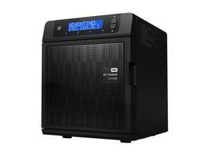 WD Sentinel DX4000 4TB (2x2TB) Small Business Storage Server NAS  WDBLGT0040KBK-NESN