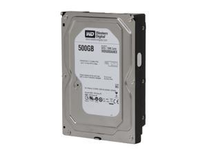 "WD WD Blue WD5000AAKX-FR 500GB 7200 RPM 16MB Cache SATA 6.0Gb/s 3.5"" Internal Hard Drive Bare Drive"