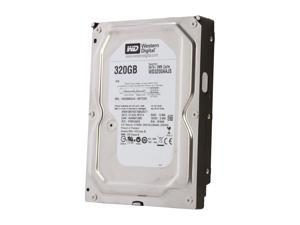 "WD Blue WD3200AAJS-FR 320GB 7200 RPM 8MB Cache SATA 3.0Gb/s 3.5"" Internal Hard Drive"