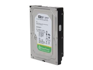 "Western Digital WD AV-GP WD3200AUDX 320GB IntelliPower 32MB Cache SATA 6.0Gb/s 3.5"" Internal Hard Drive"