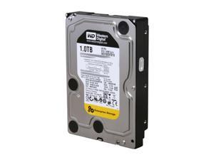 "WD WD RE4 WD1003FBYX 1TB 7200 RPM 64MB Cache SATA 3.0Gb/s 3.5"" Internal Enterprise Hard Drive Bare Drive"