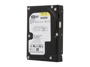 "WD Caviar RE WD2500SD 250GB 7200 RPM 8MB Cache SATA 1.5Gb/s 3.5"" Hard Drive"