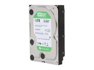 "WD WD Green WD10EARX 1TB IntelliPower 64MB Cache SATA 6.0Gb/s 3.5"" Internal Hard Drive -Manufacture Recertified Bare Drive"