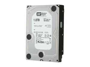 "WD Blue WD10EALX 1TB 7200 RPM 32MB Cache SATA 6.0Gb/s 3.5"" Internal Hard Drive Bare Drive"