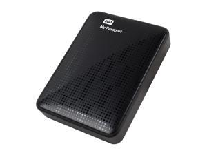 Western Digital My Passport 2TB USB 3.0 Portable Hard Drive (Black)
