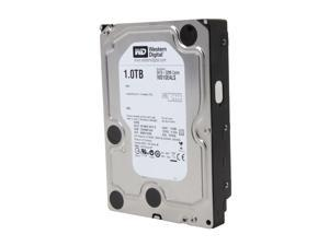 "WD Blue WD10EALS 1TB 7200 RPM 32MB Cache SATA 3.0Gb/s 3.5"" Internal Hard Drive Bare Drive"