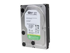 "WD AV-GP WD10EUCX 1TB IntelliPower 16MB Cache SATA 6.0Gb/s 3.5"" Internal Hard Drive -Manufacture Recertified Bare Drive"