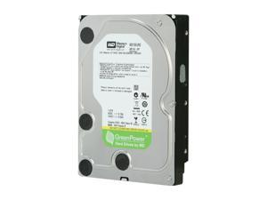 "WD AV-GP WD10EURS 1TB 64MB Cache SATA 3.0Gb/s 3.5"" Internal Hard Drive Bare Drive"