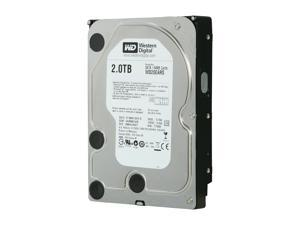 "WD WD Green WD20EARS 2TB 64MB Cache SATA 3.0Gb/s 3.5"" Internal Hard Drive Bare Drive"