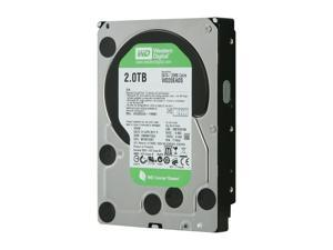 "WD WD Green WD20EADS 2TB 32MB Cache SATA 3.0Gb/s 3.5"" Internal Hard Drive Bare Drive"