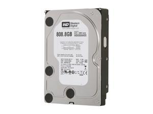 "WD WD Green WD8088AADS 808.8GB 32MB Cache SATA 3.0Gb/s 3.5"" Internal Hard Drive Bare Drive"